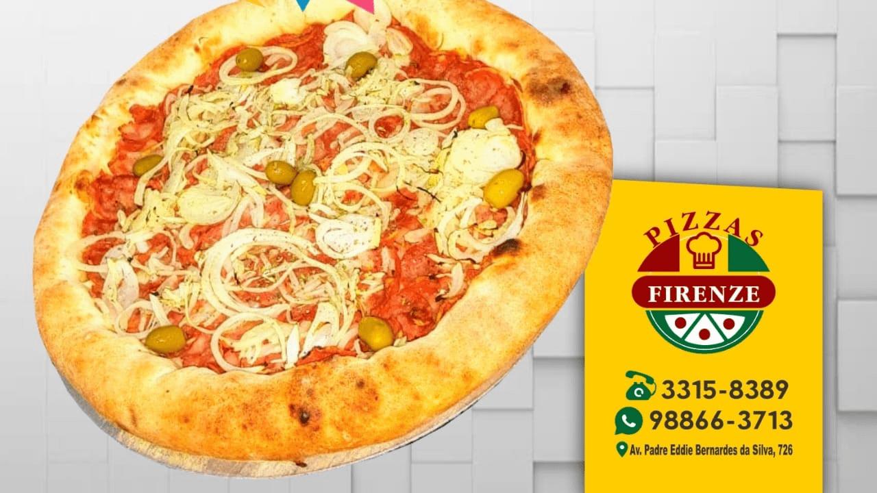 Pizzas Firenze