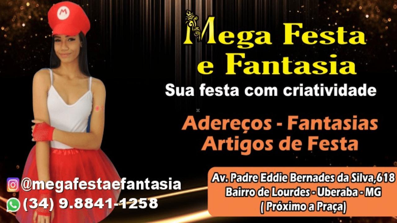 Mega Festa e Fantasia