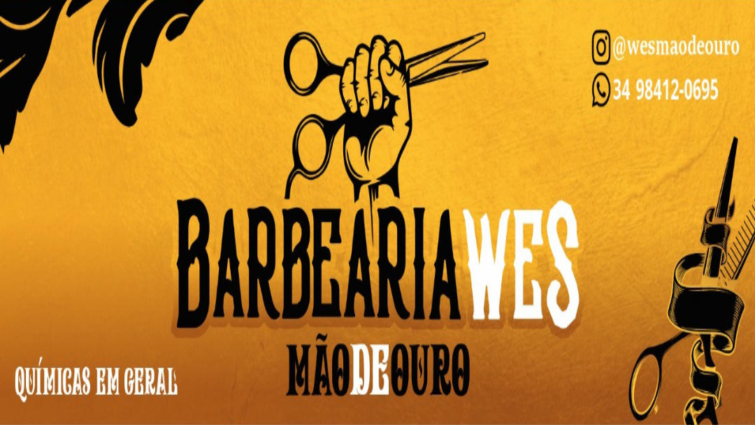 Barbearia Wes